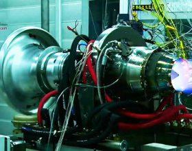 TEI-TJ300 Turbojet Motoru