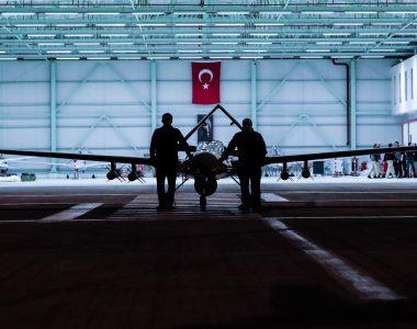 BAYRAKTAR TAKTİK BLOK-2 (TB-2)