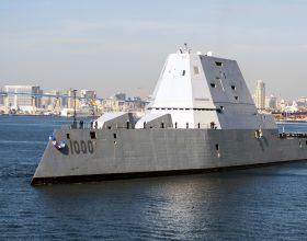 GELECEĞİN SAVAŞ GEMİSİ: USS ZUMWALT